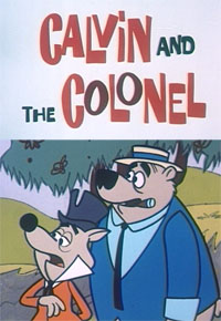 Calvin and the Colonel DVD Cartoon