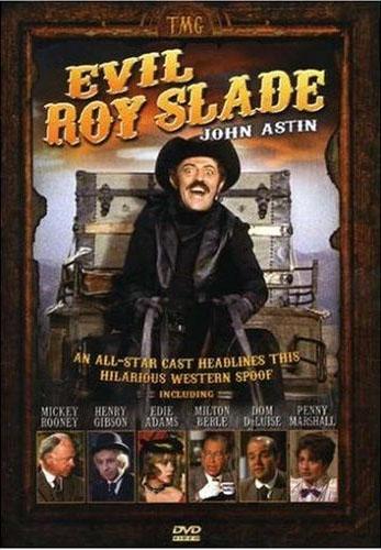 evil roy slade john astin dvd