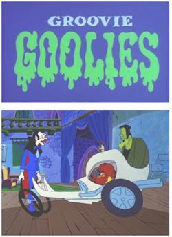 Groovie Goolies DVD