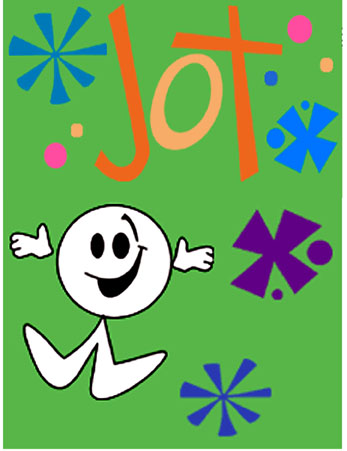 JOT CARTOON DVD