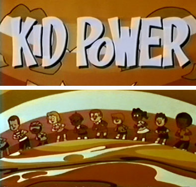 KID POWER DVD RANKIN BASS