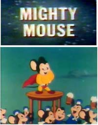 mighty mouse original terrytoons dvd set