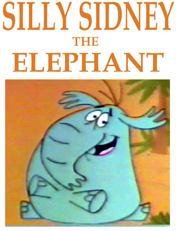 silly sidney terrytoons elephant dvd