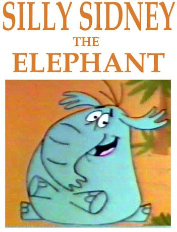 silly sidney terrytoons elephant dvd