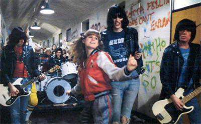 pj soles and the ramones