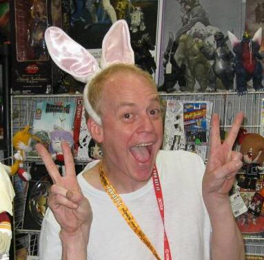Dave Downey Bunny Ears World's Best Comics and Toys