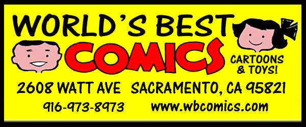 World's Best Comics Cartoons and Toys
