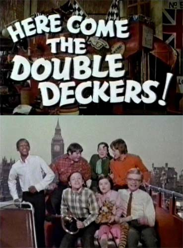 DOUBLE DECKERS DVD SET